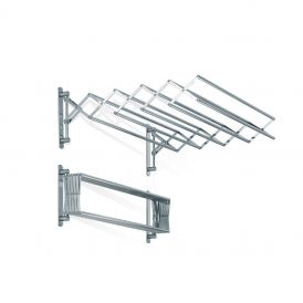 DW 700 Extendable Towel Rack in Chrome