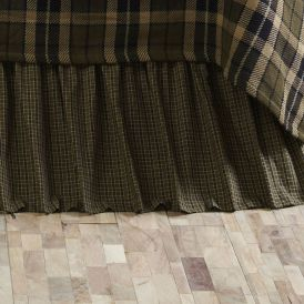 Tea Cabin Bed Skirt by Lasting Impressions