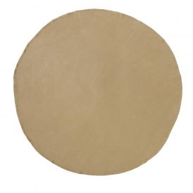 Burlap Round Table Cloth 70""