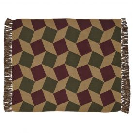 Napa Valley Jacquard Woven Throw by Lasting Impressions