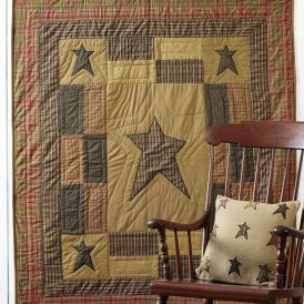 Stratton Quilted Throw by Ashton & Willow