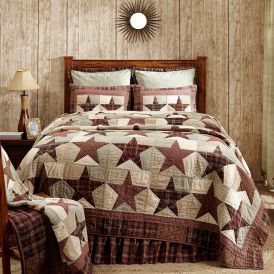Abilene Star Quilt by Lasting Impressions