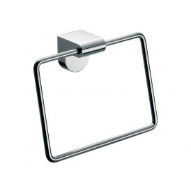Mundo 3355.001.00 Towel Ring in Polished Chrome