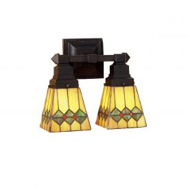Martini Mission Wall Sconce