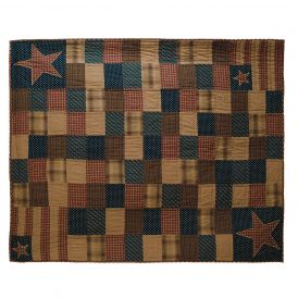 Patriotic Patch Throw by Ashton & Willow