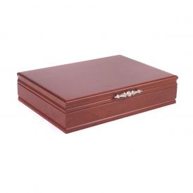 Traditions Flatware Chest in Heritage Cherry