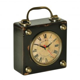 Carriage SC045 Free Standing Analog Clock