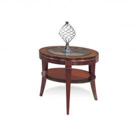 Ashland Heights Round End Cocktail Table