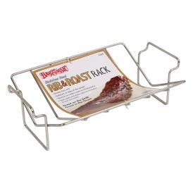 Stainless Steel Rib & Roast Rack