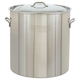 Stainless Steel 162 Quart Stockpot with Lid