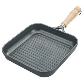 """Tradition Aluminum Square Grill Pan 11.5"""""""
