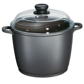 Tradition Aluminum Stock Pot with Lid