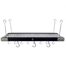 Hanging Rack in Stainless Steel