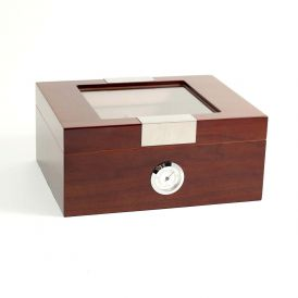 Walnut Wood Humidor