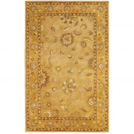 Dynamic Rugs Charisma 1416-757 Gold Rug
