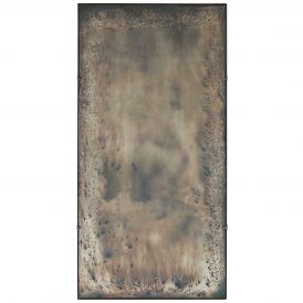 Medium Antiqued Mirror