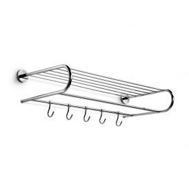 Duemila 5522 Chrome Towel Rack 23.6""