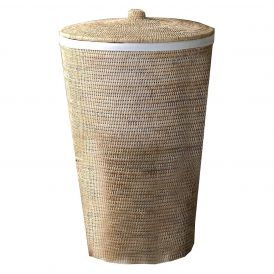 DW BASKET WB Laundry Basket in Rattan