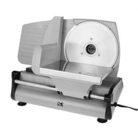 Professional Style Food Slicer in Silver