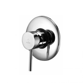 Light LIG 011 Built-in Shower Mixer with Luxury Wall Plate