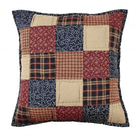 Old Glory Quilted Pillow