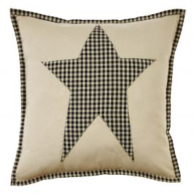 Plymouth Non Quilted Star Pillow