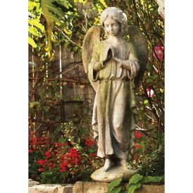 "Angels FS7905 24"" Afriel Garden Angel"