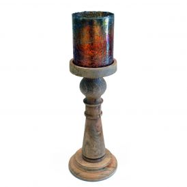 Brunei W-611 Mango Rainbow Candle Holder