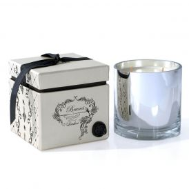 Brunei W-CBR-4 Leather Scented Candle