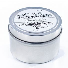 Cote D'Azure W-TCCD Garden Scented Travel Candle