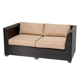Barbados TKC020b Outdoor Wicker Love Seat