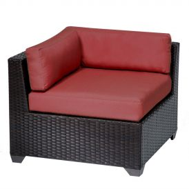 Belle TKC010b Outdoor Wicker Corner Sofa