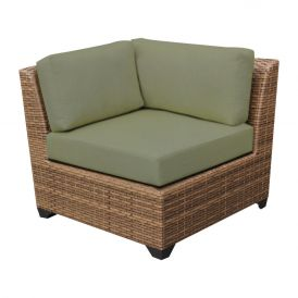 Laguna TKC025b Outdoor Wicker Corner Sofa
