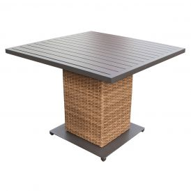 Laguna Square Outdoor Patio Dining Table