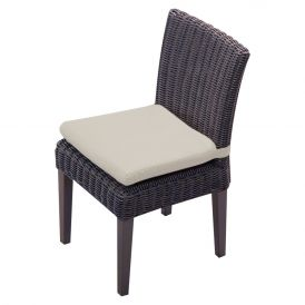 Venice TKC094b Armless Dining Chair