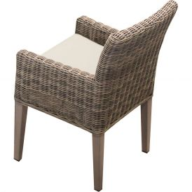 Cape Cod TKC098b Dining Chair With Arms