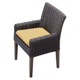 Venice TKC099b Dining Chair With Arms
