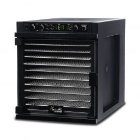 Sedona SDE-S6780 Express Food Dehydrator with Stainless Steel Trays