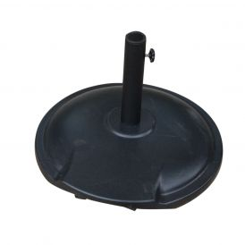 50 # Poly Fiber Umbrella Base with Two Wheels