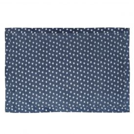 Nancy Nook Multi Star Navy Table Cloth