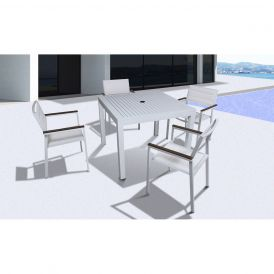 Avallon 5 Piece Dining Set