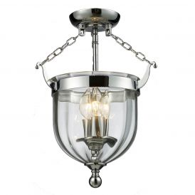 Warwick 137SF Semi Flush Mount Light