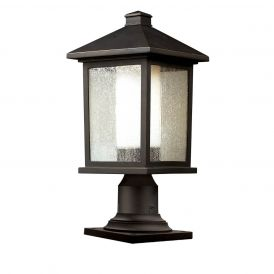 Mesa 524PHM-533PM-ORB Outdoor Light